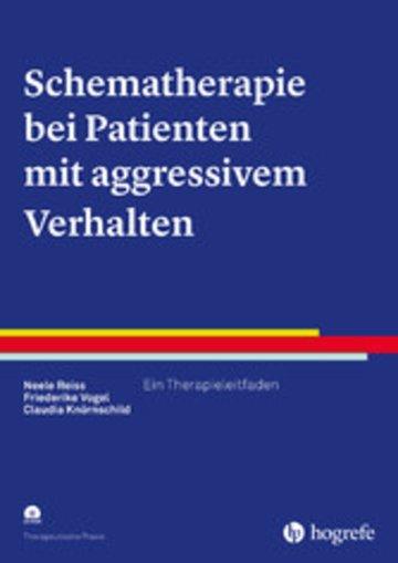 eBook Schematherapie bei Patienten mit aggressivem Verhalten Cover