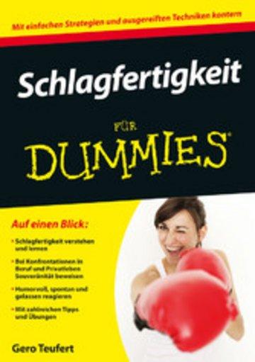 eBook Schlagfertigkeit für Dummies Cover