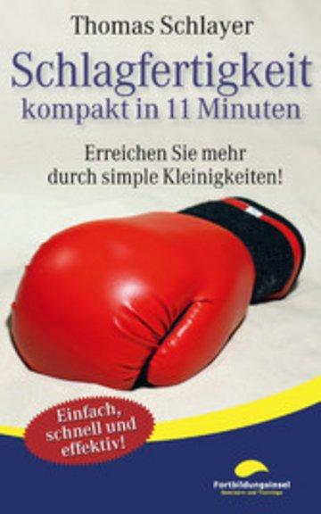 eBook Schlagfertigkeit - kompakt in 11 Minuten Cover