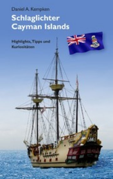 eBook Schlaglichter Cayman Islands Cover