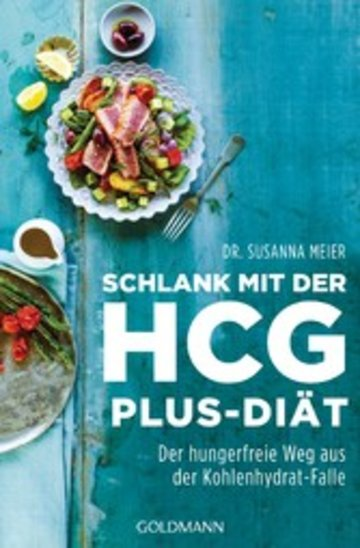 eBook Schlank mit der HCG-plus-Diät Cover