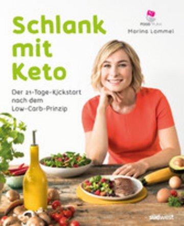 eBook Schlank mit Keto: Der 21-Tage-Kickstart nach dem Low-Carb-Prinzip Cover