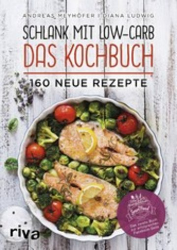 eBook Schlank mit Low-Carb - Das Kochbuch Cover