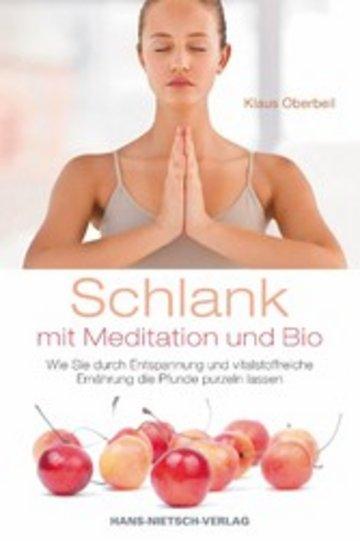 eBook Schlank mit Meditation und Bio Cover