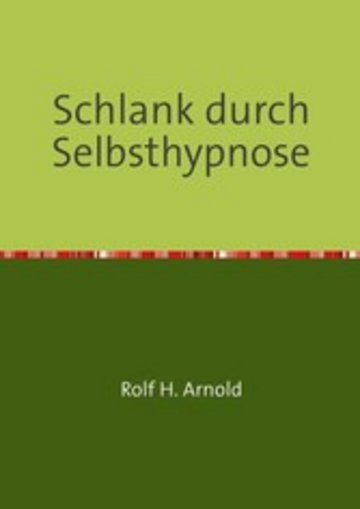 eBook Schlank durch Selbsthypnose Cover