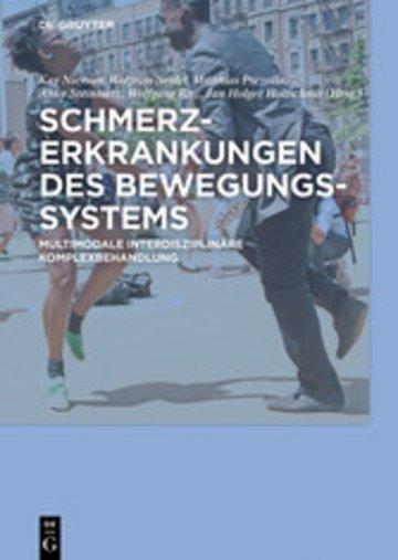 eBook Schmerzerkrankungen des Bewegungssystems Cover
