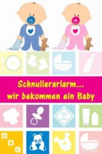 eBook Schnullerarlarm...wir bekommen ein Baby Cover