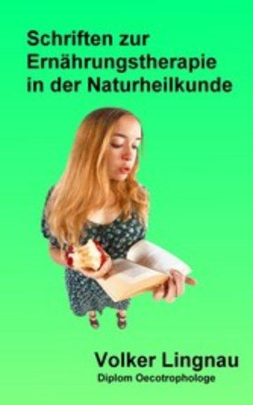eBook Schriften zur Ernährungstherapie in der Naturheilkunde Cover