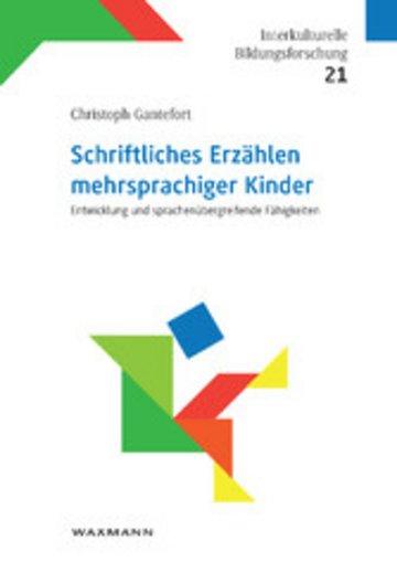 eBook Schriftliches Erzählen mehrsprachiger Kinder Cover