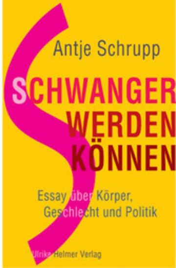 eBook Schwangerwerdenkönnen Cover