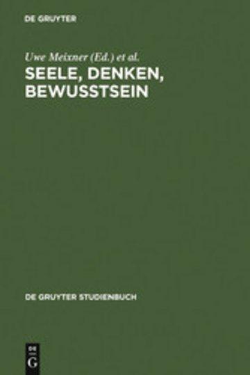 eBook Seele, Denken, Bewusstsein Cover
