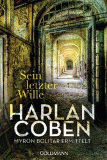 eBook Sein letzter Wille - Myron Bolitar ermittelt Cover