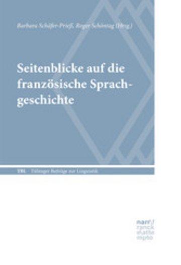 eBook Seitenblicke auf die französische Sprachgeschichte Cover