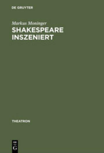 eBook Shakespeare inszeniert Cover