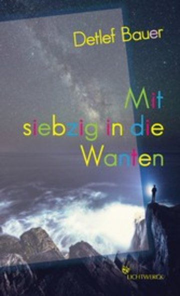eBook Mit siebzig in die Wanten Cover