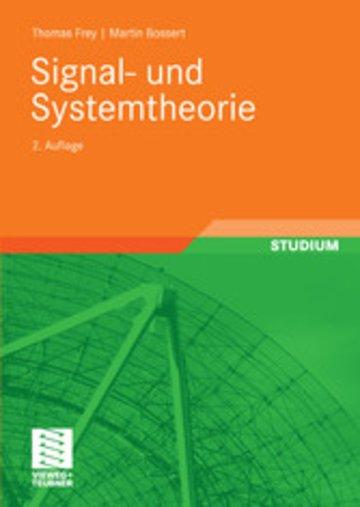 eBook Signal- und Systemtheorie Cover