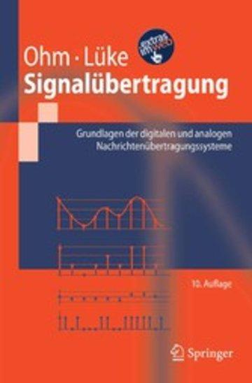 eBook Signalübertragung Cover