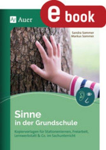 eBook Sinne in der Grundschule Cover