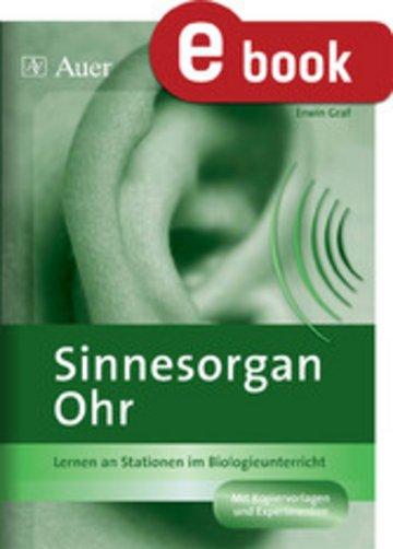 eBook Sinnesorgan Ohr Cover