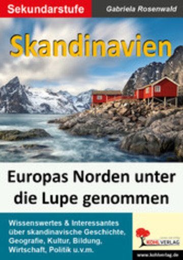 eBook Skandinavien Cover
