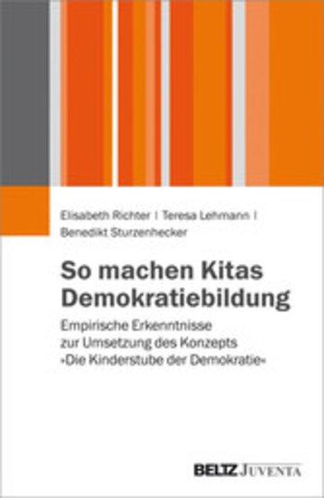 eBook So machen Kitas Demokratiebildung Cover