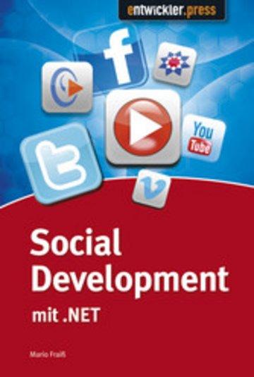 eBook Social Development mit .NET Cover