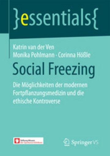 eBook Social Freezing Cover
