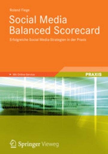 eBook Social Media Balanced Scorecard Cover