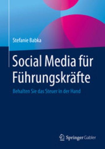 eBook Social Media für Führungskräfte Cover