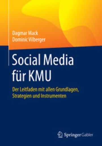 eBook Social Media für KMU Cover