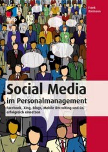 eBook Social Media im Personalmanagement Cover