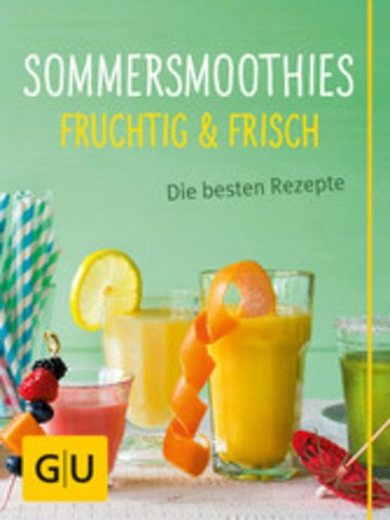 eBook Sommersmoothies Cover
