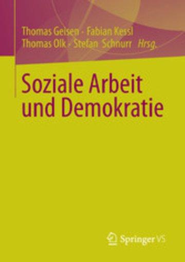 eBook Soziale Arbeit und Demokratie Cover