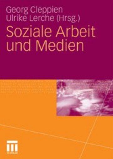 eBook Soziale Arbeit und Medien Cover