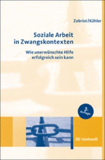 eBook Soziale Arbeit in Zwangskontexten Cover