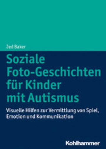 eBook Soziale Foto-Geschichten für Kinder mit Autismus Cover