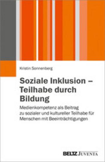 eBook Soziale Inklusion - Teilhabe durch Bildung Cover