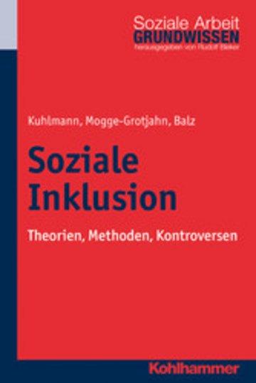 eBook Soziale Inklusion Cover