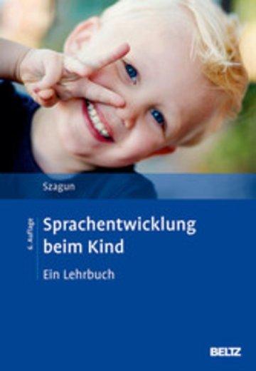 eBook Sprachentwicklung beim Kind Cover