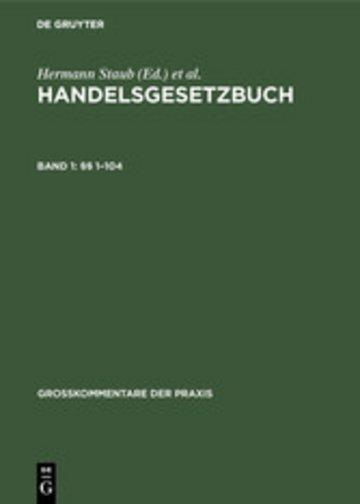 eBook §§ 1-104 Cover
