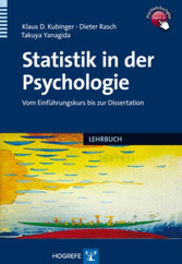 eBook Statistik in der Psychologie Cover