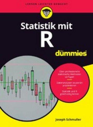 eBook Statistik mit R für Dummies Cover