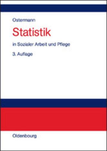 eBook Statistik in Sozialer Arbeit und Pflege Cover