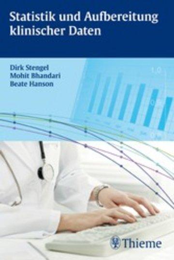 eBook Statistik und Aufbereitung klinischer Daten Cover