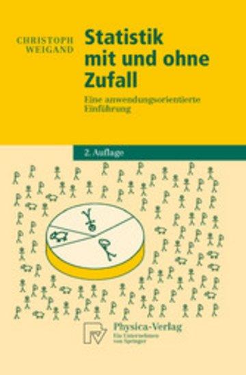 eBook Statistik mit und ohne Zufall Cover