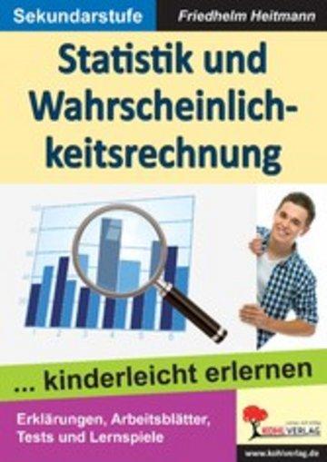 eBook Statistik und Wahrscheinlichkeitsrechnung Cover