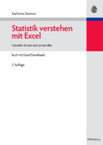 eBook Statistik verstehen mit Excel Cover