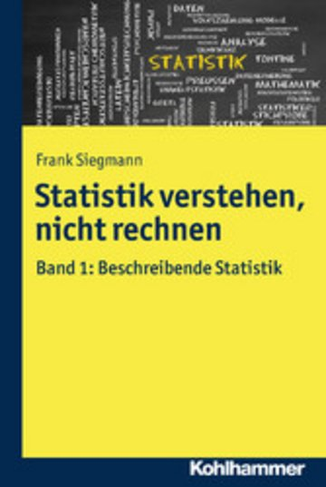 eBook Statistik verstehen, nicht rechnen Cover