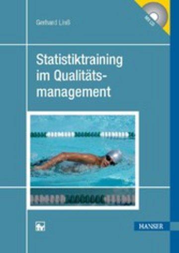 eBook Statistiktraining im Qualitätsmanagement Cover