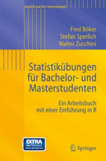 eBook Statistikübungen für Bachelor- und Masterstudenten Cover